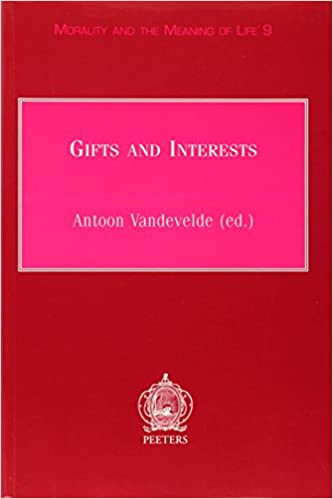Book Gifts and Interests (Morality and the Meaning of Life)