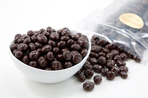 Dark Chocolate Covered Raisins (1 Pound Bag)