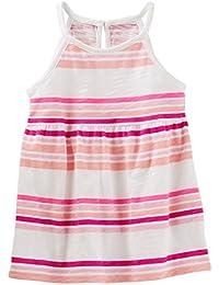 Girls' Toddler Short Sleeve Knit Tunic