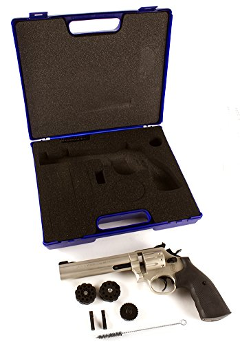 Smith & Wesson 686 2255003 Pellet Air Revolver 425fps 0.177c