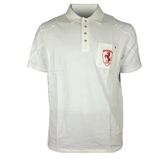 New SF para hombre Puma Scuderia Ferrari Formula 1 en T-camiseta ...