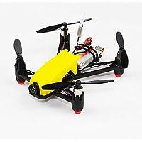 HOBBYMATE Q100 Micro FPV Brushed RC Quadcopter Frame Kit Combo with 8520 Motor N32 Brused FC, Mini VTX Camera, Battery, Blade