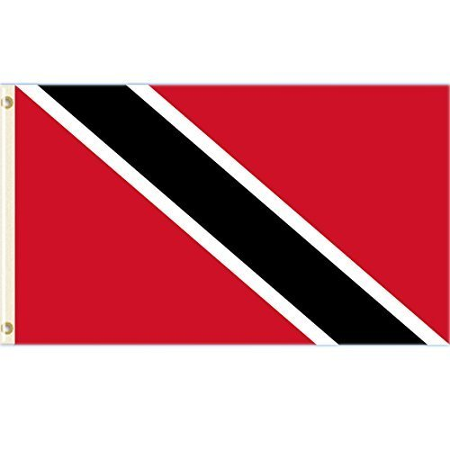 Trinidad and Tobago 3x5 Polyester Flag by Vista Flags