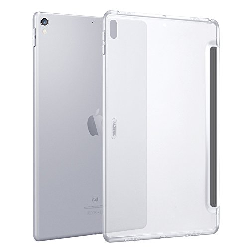 ESR iPad Pro 12.9 2017 Case, Clear Hard Case [Perfect Match with Smart Keyboard] Slim Fit Back Shell Cover for iPad Pro 12.9