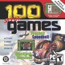 100 GREAT GAMES