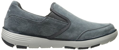 Skechers Men's Redden Malden Slip-On Loafer Charcoal cheap sale for sale AtVuIE