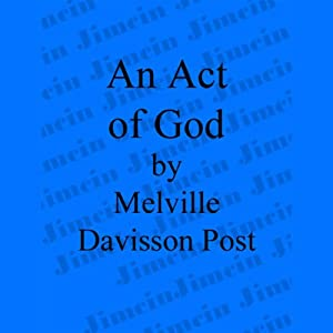 An Act of God Audiobook