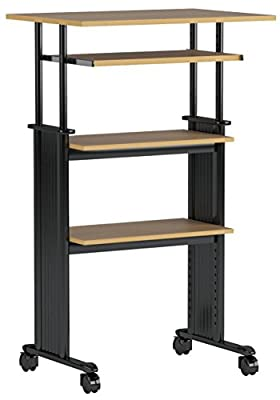 Muv Stand-up Adjustable Height Workstation from Safco