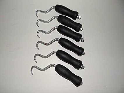 American Wire Tie - Rebar Tie Wire Twister - 6 pc pack w/sure grip ...