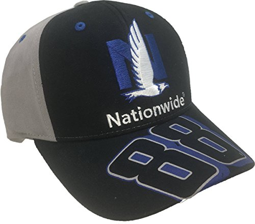 - Dale Earnhardt Jr. #88 Nationwide Adjustable Hat