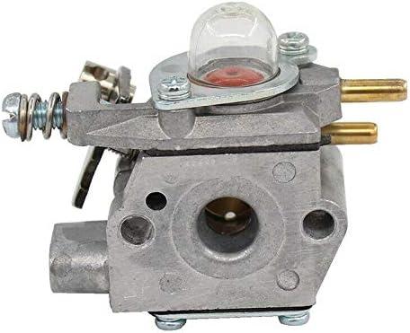 Cikuso Kit de Carburateur pour Echo Hca-2400 Ppsr-2433 Pe-2400 Srm-2400# Wt-424-1 Wt-424C