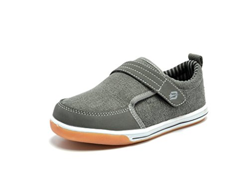 Dream Pairs P207C Boy's Casual Slip On Boat Shoes Sneakers Loafers(Toddler/Little Kid/Big Kid)