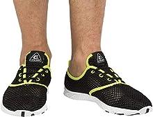 Cressi Aqua Shoes Zapatos Deportivo para Uso Acuático, Unisex Adulto, Negro/Verde, 43
