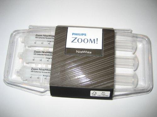 NiteWhite Zoom ACP 16% MINT Three 2.4ml (Nite White Tooth Whitening)