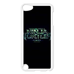 Comics Teenage Mutant Ninja Turtles Movie Logo Poster iPod Touch 5 Case White DIY Ornaments xxy002-9220990