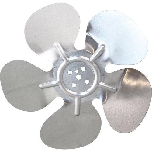 BEVERAGE AIR ALUMINUM CONDENSER FAN BLADE 405-033A