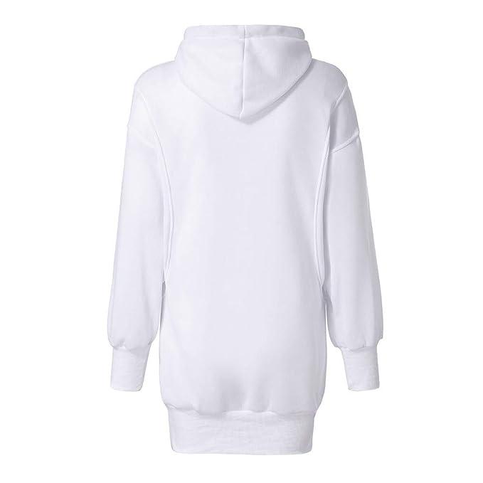 Amazon.com: Memela Clearance Sale!! Womens Hoodie Pullover Sweatshirt Hoodies Pullover Coat Hoody Sweatshirt (White, L)