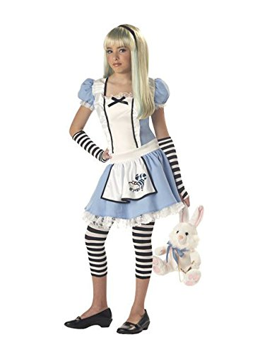 California Costumes Girls Tween Alice Costume