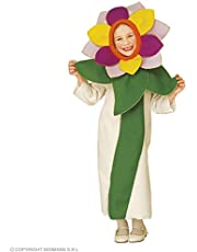 WIDMANN disfraz de niña One Size Bianco Verde Rosso