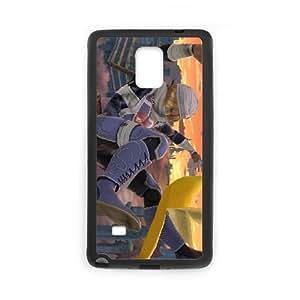 Samsung Galaxy Note 4 Cell Phone Case Black Super Smash Bros Sheik K4C0BT