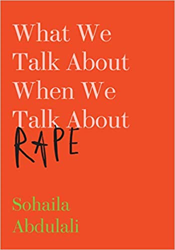 What We Talk About When We Talk About Rape