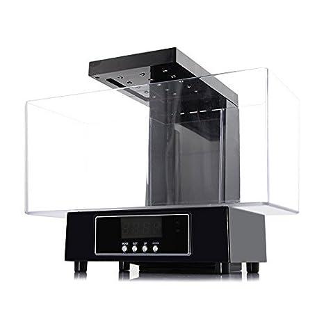 Amazon.com: Emperor of Gadgets® Premier Desktop Aquarium (Complete Gift Set for Office or Home): Home & Kitchen
