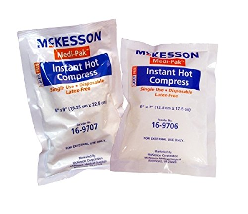 Hot Pack Medi-Pak Instant Chemical Activation General Purpose 6 X 9 Inch - 24 Per Case