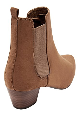 NEXT Bottines Chelsea Style Western Regular Femme Tan EU 40