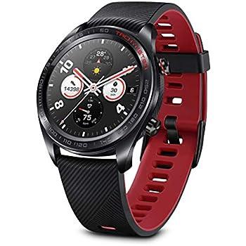 Original Huawei Honor Watch Magic Outdoor NFC Smart Watch Sleek Slim Long Battery Life GPS Scientific Coach 1.2 inch HD AMOLED 390x390 Color Screen ...