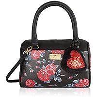 Luv Betsey Johnson Harlet Medium Crossbody Satchel Bag