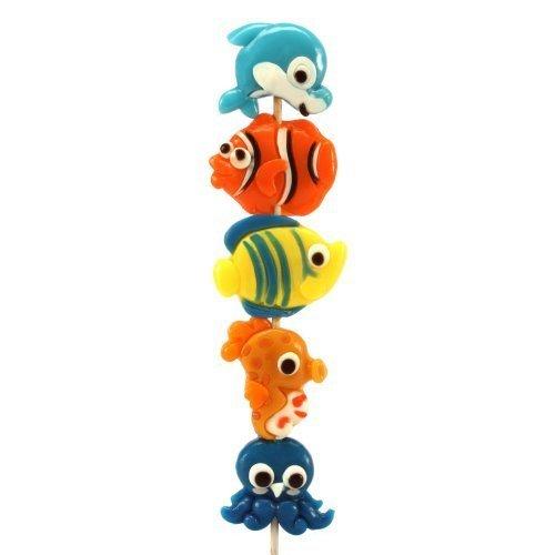 UPC 009138380039, Ocean Life Gummy Candy Kabob