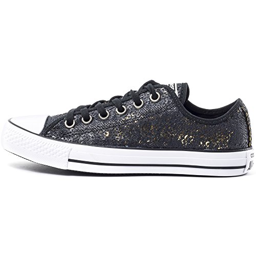 Converse All Star Ox Damen Sneaker Schwarz