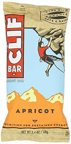 Clif Bar, Apricot, 2.4 oz - Bar Apricot