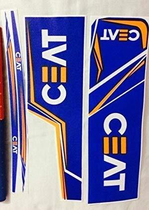 - CEAT Cricket Bat Sticker with Grip