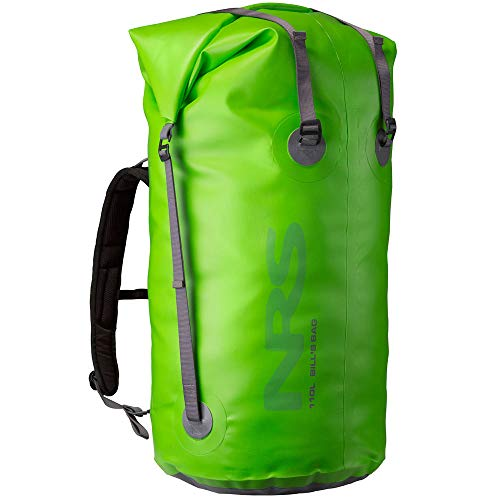 NRS 110L Bill's Bag Dry Bag Green One Size