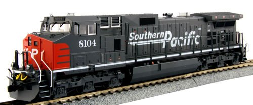 Kato USA Model Train Products #8104 HO Scale Southern Pacific Train