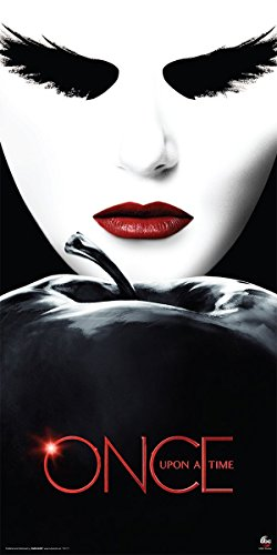 Culturenik Once Upon a Time (Third Series) Emma Dark Swan Apple Fantasy Drama Fairy Tale TV Television Show Print (Unframed 12x24 Poster)