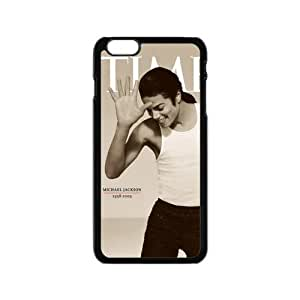 iPhone 6 Case, [Michael jackson] iPhone 6 (4.7) Case Custom Durable Case Cover for iPhone6 TPU case(Laser Technology)