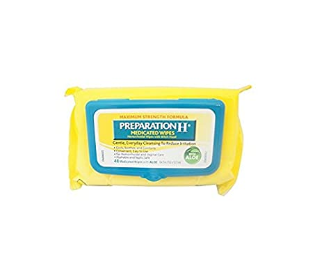 Preparation H Medicated Wipes (144 count) 451282