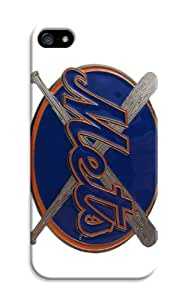 Personalized Monogram Case For iphone 6 4.7 - Mlb New York Mets Baseball
