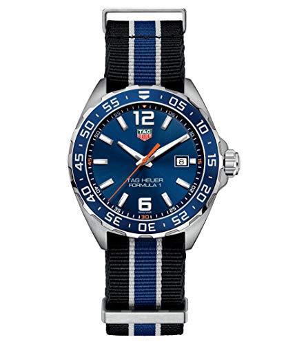 - Tag Heuer Formula 1 Quartz Men's Watch WAZ1010.FC8197