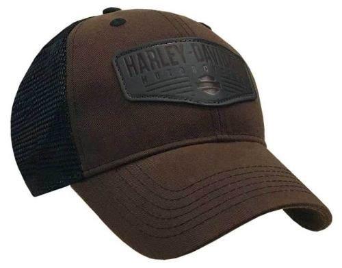 Harley Davidson B/éisbol renowned Patch Tapa Marr/ón