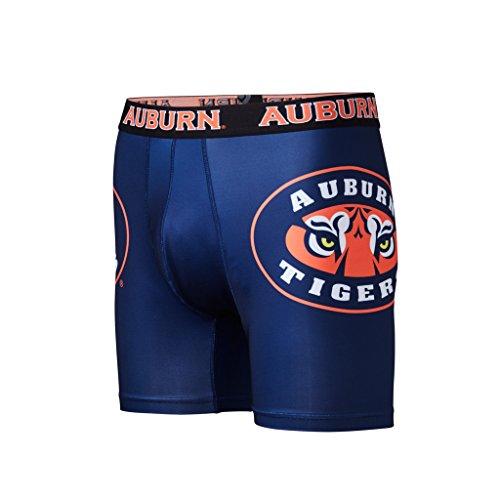 Auburn University Tigers Boxer Briefs – Large - Boxer Auburn