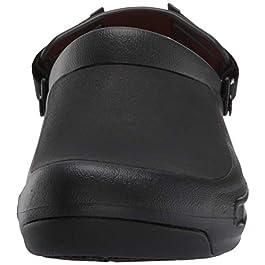 Crocs unisex-adult Men's and Women's Bistro Pro Literide Clog | Work Shoes