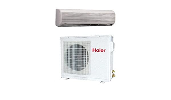 Amazon.com: Haier HSU18VH7 18000 BTU Ductless Mini Single Zone Split Air: Home & Kitchen