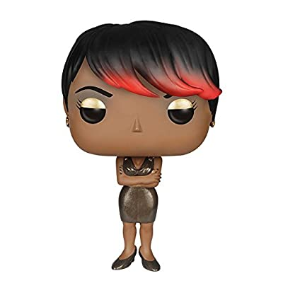 Funko POP TV: Gotham - Fish Mooney Action Figure: Funko Pop! Television:: Toys & Games