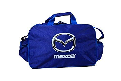 Bolsa Mazda Bolso Viaje De Logo Gimnasio Deporte CnRPnBx