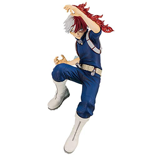 Banpresto 39042/ 10226 My Hero Academia The Amazing Heroes Vol. 2 Shoto Todoroki - Figure Heroes