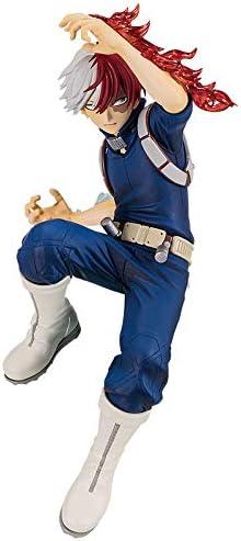 Banpresto 39042/ 10226 My Hero Academia The Amazing Heroes Vol. 2 Shoto Todoroki Figure