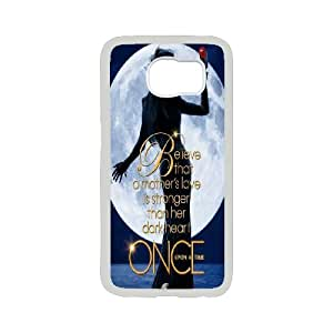 Best Quality [SteveBrady PHONE CASE] TV Show Once Upon a Time For Samsung Galaxy S6 CASE-13